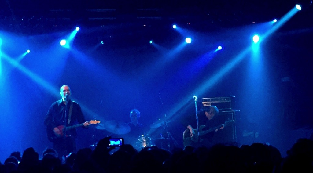 Wilko Johnson en Madrid