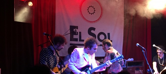 Adrián Costa & The Criers – Madrid, Sal Sol