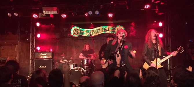 The Quireboys en Madrid: This is rock and roll!