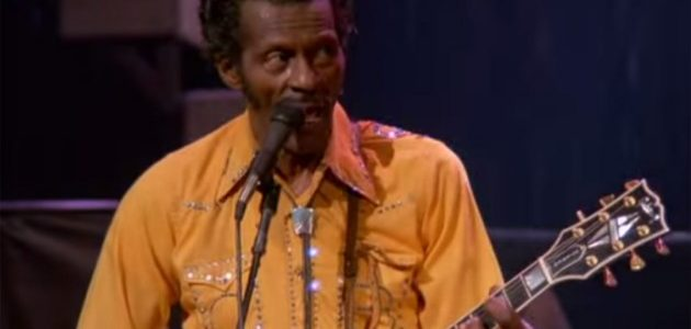 La Siesta DO Chuck Berry, parte 1