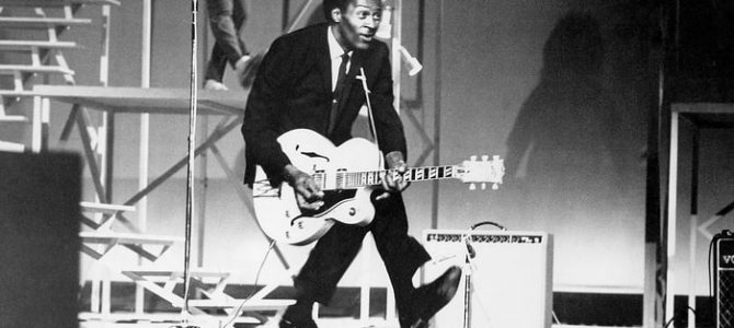 La Siesta Do Chuck Berry Parte II